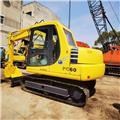 小松 PC60-7、2016、小型挖掘机