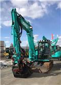 Kobelco SK 85 MSR, 2014, Midi-gravemaskiner 7t - 12t