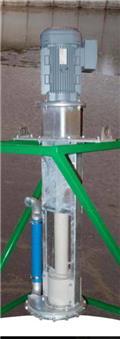 Agronic MRP100, 2014, Pumper og røreverk