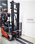 Toyota 8FBE20T، 2016، شاحنات ذات رافعات شوكية تعمل بالكهرباء