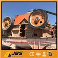 JBS 20 cubic meters per hour capacity jaw crusher line, 2017, Комплексни инсталации