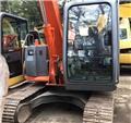Hitachi ZX 70, 2012, Mini excavators  7t - 12t
