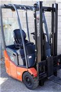 Toyota 7 FB EST 10, 2010, Electric forklift trucks