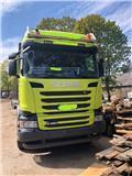 Scania R 450, 2015, Log trucks