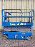 Genie GS 2646, 2008, Scheren-Arbeitsbühnen