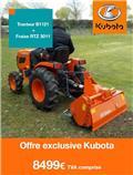 Kubota B1121, 2020, Kleintraktoren