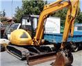 JCB 8052 ZTS, 2008, Mini excavadoras < 7t