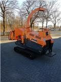 Jensen A430 TX, 2008, Wood chippers