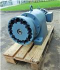 Bauer, SEW, KEB, AEG Electric motors and reducers, Citi