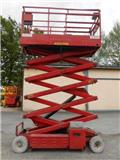 TKD MEC 120-12, 2000, Scissor Lifts