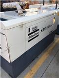 Atlas Copco XAS 185 JD, 2014, Compresoras