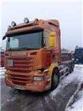 Scania R 520, 2014, Cab & Chassis Trucks