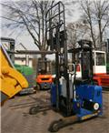 Palfinger + VIDEO F-3-151 Very good like Manitou Moffett, 2006, Chariot élevateur pour camion