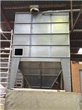 BM 18 ton Demonteret, Equipamento de descarga de silos