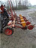 Brenderup 6 rakket., Precision sowing machines
