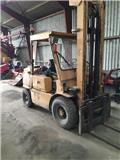 Caterpillar D 3, Diesel Trucker