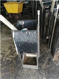 Domino Slop feeder 1-rums 10 stk., Otros equipos y accesorios para ganadería