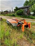 Fransgård TR 165, Pasture mowers and toppers