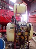 Hardi 12 m, Trailed sprayers