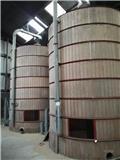 Silo unloading equipment Kongskilde 2 stk., 27 tons, inkl. blæser