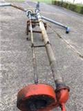 Kimadan 15 hk., Pumpe i mikseri