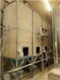 Mosegård 2,1 ton, Oprema za razkladanje silosa
