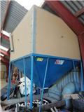 6 m3, Silo unloading equipment