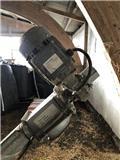 Påslag i aluminium, Udstyr til aflæsning i silo