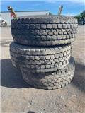 Michelin 525/80R25، الإطارات والعجلات والحافات