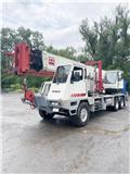 Terex T 335، 1998، شاحنات الرافعات