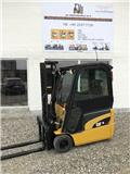 Caterpillar EP 16 NT, 2009, Electric forklift trucks