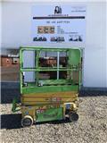 Iteco 4080, 2002, Radne platforme na makaze