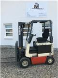 Nissan 15, 1996, Electric Forklifts
