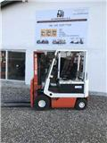 Nissan 25U, Electric forklift trucks