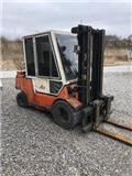 4004 4 tons Diesel, Carrelli elevatori-Altro