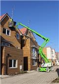Nifty-Lift HR15D 4X4, 2018, Articulated boom lifts
