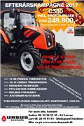 Ursus c-380 med frontlæsser, 2017, Traktorer