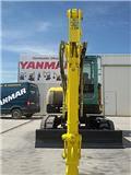 Yanmar Vio 50, 2010, Mini excavadoras < 7t
