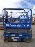 Genie GS 1930, 2014, Scissor lifts