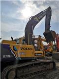 Volvo EC 210, 2016, Crawler excavators