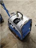 Виброплита Weber 300kg diesel 2kpl, 2010