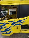 Scania CK, Vezetőfülke