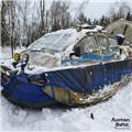 Mars 700, 2008, Darbiniai laivai / baržos ir pantonai