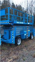 Genie GS 5390 RT, 2007, Saksilavat