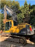Volvo EC 210 B, 2014, Crawler Excavators