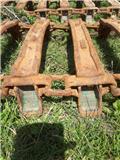 Forstketten 600/50 26.5, Ostale komponente