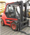 Linde H60D-03, 2008, Diesel Forklifts