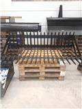 SE Equipment 2000 mm, 2017, Lastarredskap