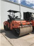 Hamm HD 120 VO, 2007, Twin drum rollers