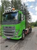 Лесовоз Volvo FH16, 2015 г., 929300 ч.